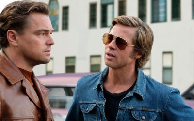 "Szene aus dem Film ""Once Upon a Time... in Hollywood"""