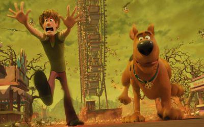 """Szene aus dem Film """"Scooby!"""""""