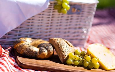 picknick, Sommer, accessoires