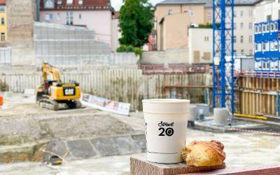 Baustelle Elisabethmarkt