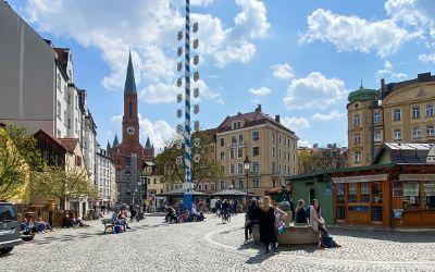 Der Markt am Wiener Platz