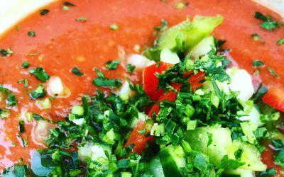 Suppe vom Viktualienmarkt