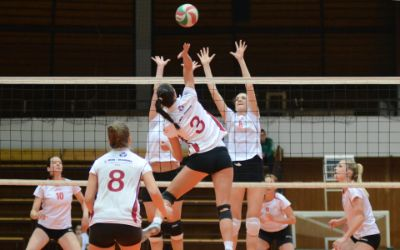 Volleyball Punktspiel