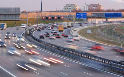 Autobahn in München
