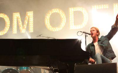 Tom Odell am Klavier