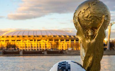 Der WM Pokal