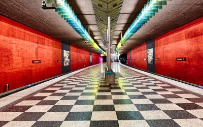 U-Bahnhaltestelle Josephsburg