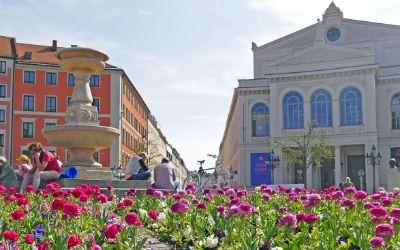 Glockenbachviertel: Gärtnerplatz