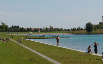 Der Riemer See