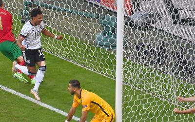 Deutschland drehte die Partie gegen Portugal nach 0:1-Rückstand