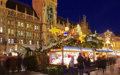 Munich Christmas Market Map.Opening Hours And Contact Official Website For Munich