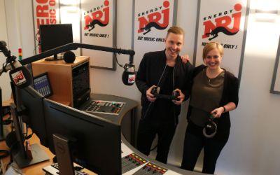 Energy 93,3 - Morningshow mit Bene Gutjan und Steffi Fischer