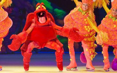 Szene aus Disney on Ice