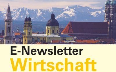 Logo E-Newsletter Wirtschaft
