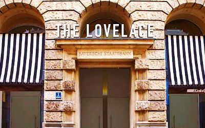 Die Fassade von The Lovelace