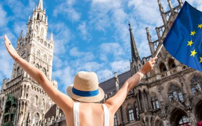 Europatag am Marienplatz