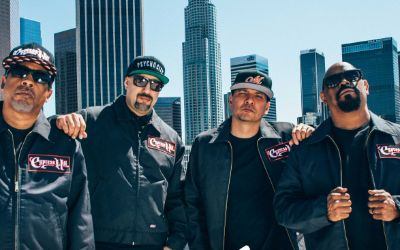 Cypress Hill gehören zu den Wegbereitern des HipHop