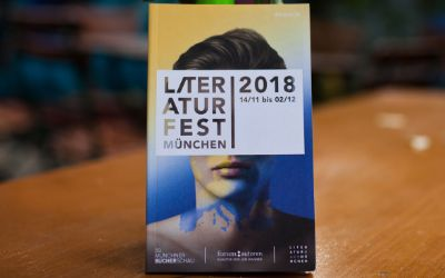 Literaturfest 2018