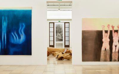 Miriam Cahn: Ich als Mensch im Haus der Kunst