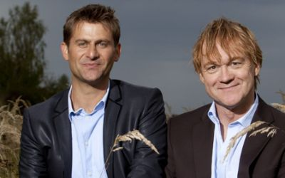 Michael Altinger und Alexander Liegl