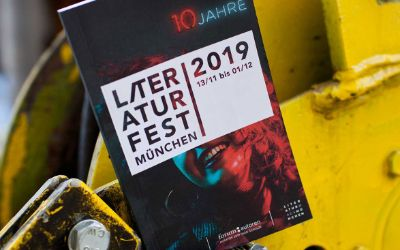 Literaturfest 2019