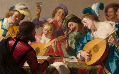 """Ausstellung """"Utrecht, Caravaggio und Europa"""" in der Alten Pinakothek"""