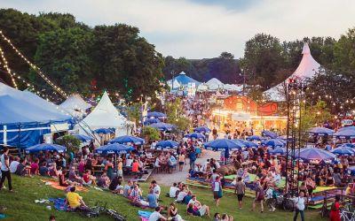 Impressionen vom Tollwood Sommerfestival 2019