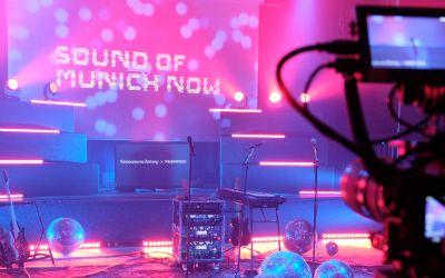 Das Festival Sound of Munich findet online statt.