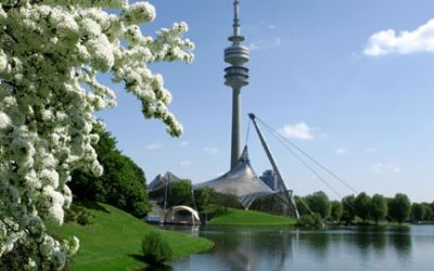 See im Olympiapark München