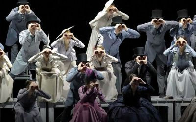 Anna Karenina am Bayerischen Staatsballett