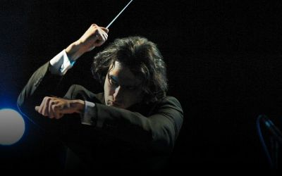 Vladimir Jurowski im Nationaltheater