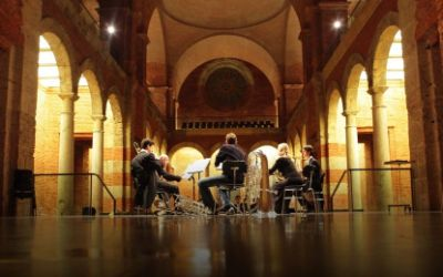 Kammerkonzerte in der Allerheiligen Hofkirche