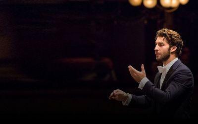 Akadmiekonzert an der Bayerische Staatsoper mit Lorenzo Viotti
