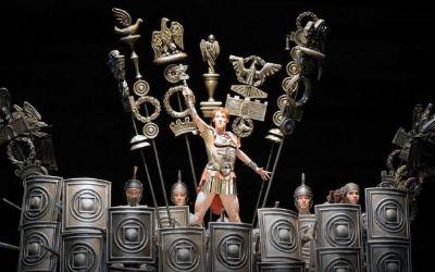 Spartacus in der Staatsoper