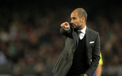 FC-Bayern-Trainer Pep Guardiola