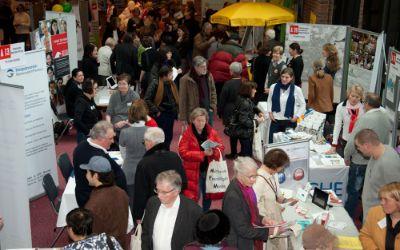 Eindrücke der Münchner Freiwilligenmesse im Gasteig.