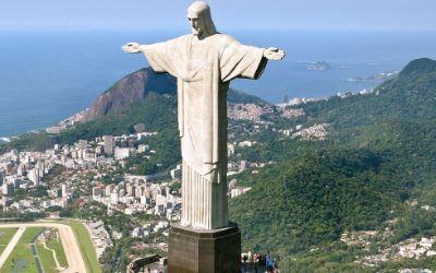 Christus-Statue in Rio de Janeiro