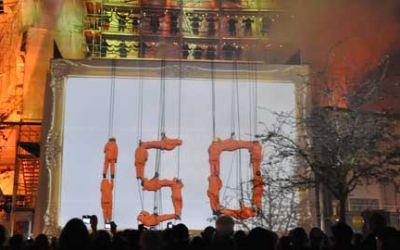 Das Gärtnerplatztheater feierte 150. Geburtstag