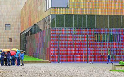 Museum Brandhorst bei Regen