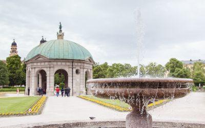 Brunnen in München