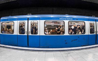 Anreise mit der U-Bahn