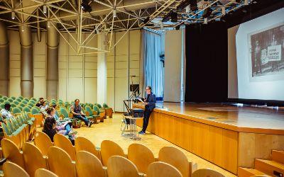 Geschichtsunterricht am Städtischen Münchenkolleg