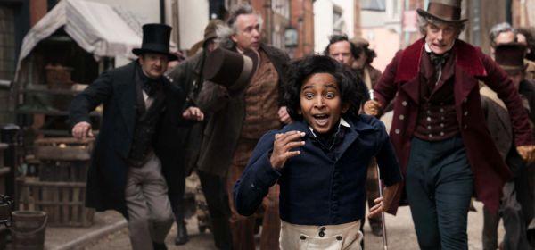 "Szene aus dem Film ""David Copperfield"""