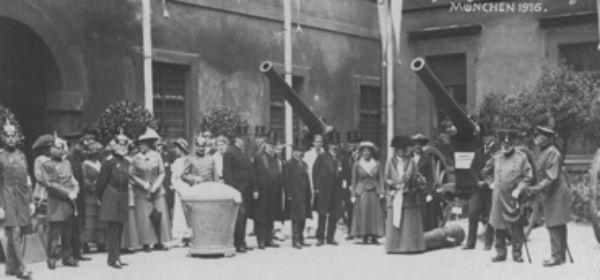 Bayerische Kriegsbeute-Ausstellung 1916