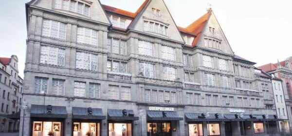 Fassade des Oberpollinger