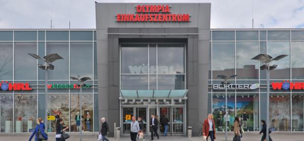 Olympia-Einkaufszentrum München