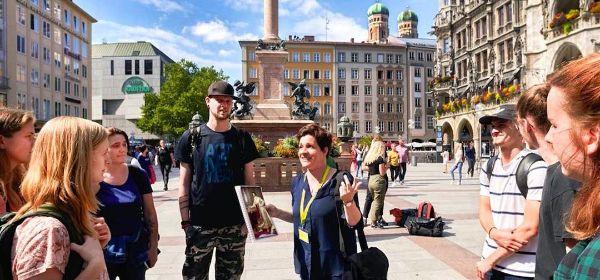 Stadtführung mit Ludwig & Lola