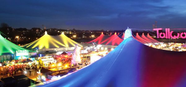 Winter-Tollwood Panorama