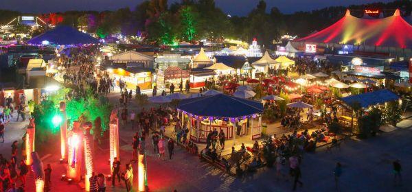Tollwood Sommerfestival 2018 - Panorama