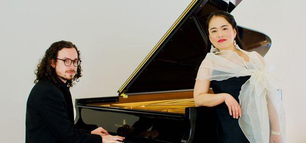 Mio Nakamune (Sopran), Joshua Rupley (Klavier)
